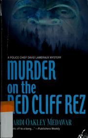Cover of: Murder on the Red Cliff Rez