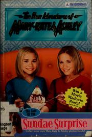 Cover of: The New Adventures of Mary Kate and Ashley