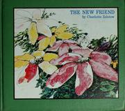 Cover of: The new friend