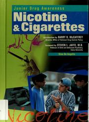 Cover of: Nicotine & cigarettes