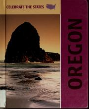 Cover of: Oregon