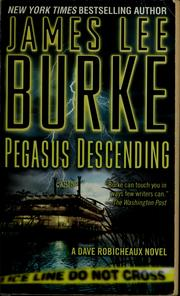 Cover of: Pegasus descending | James Lee Burke