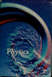 Cover of: Physics | Paul A. Tipler