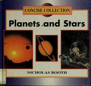 Cover of: Planets and stars