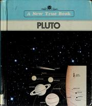 Cover of: Pluto