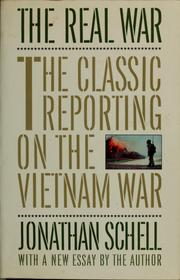 The real war by Jonathan Schell
