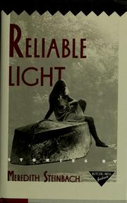 Cover of: Reliable light