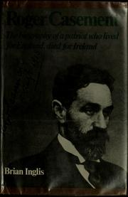 Cover of: Roger Casement | Brian Inglis
