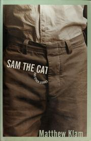Cover of: Sam the cat and other stories