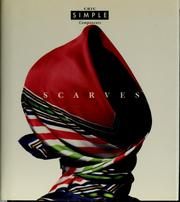 Cover of: Scarves | Kim Johnson Gross