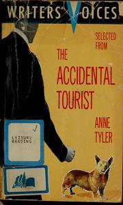 Cover of: Selected from The accidental tourist