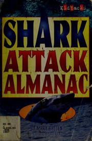 Cover of: Shark attack almanac