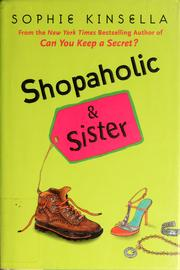 Cover of: Shopaholic and Sister (Shopaholic #4)