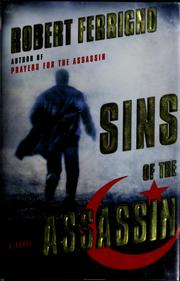 Cover of: Sins of the assassin | Robert Ferrigno