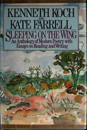 Cover of: Sleeping on the wing