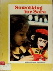 Cover of: Something for Sara