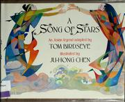 Cover of: A song of stars
