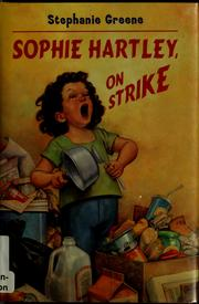 Cover of: Sophie Hartley, On Strike