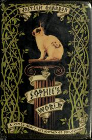 Cover of: Sophie's World