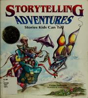 Cover of: Storytelling adventures