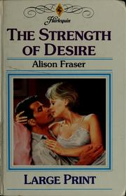 Cover of: The strength of desire