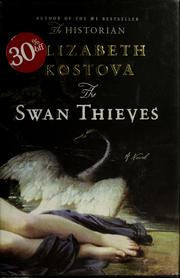 Cover of: The swan thieves