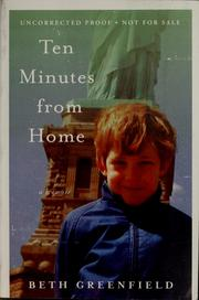 Cover of: Ten minutes from home