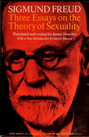 Скачать Sigmund Freud - Three Essays on the Theory of Sexuality
