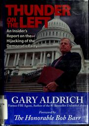 Cover of: Thunder on the left