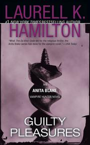 Cover of: Guilty Pleasures | Laurell K. Hamilton