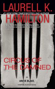 Cover of: Circus of the Damned | Laurell K. Hamilton