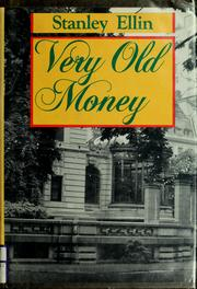 Cover of: Very Old Money