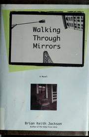 Cover of: Walking through mirrors
