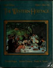 The Western heritage by Donald Kagan