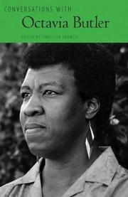 Cover of: Conversations with Octavia Butler