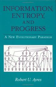 Cover of: Information evolution and economics
