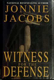 Cover of: Witness for the defense