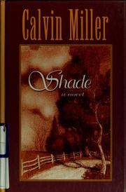 Cover of: Shade