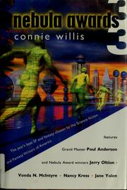 Cover of: Nebula awards 33