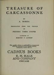 Cover of: Treasure of Carcassonne