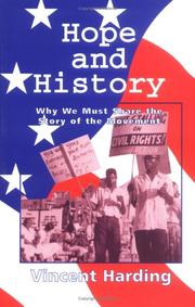 Cover of: Hope and history
