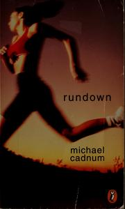 Cover of: Rundown