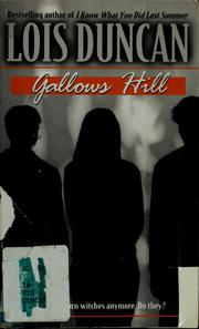 Cover of: Gallows Hill