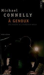 Cover of: À genoux