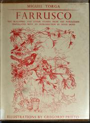 Cover of: Farrusco the blackbird, and other stories from the Portuguese