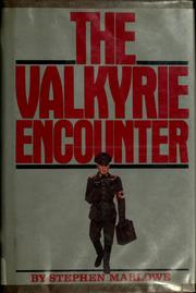 Cover of: The Valkyrie encounter