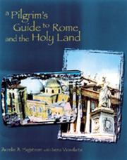 Cover of: A pilgrim's guide to Rome and the Holy Land