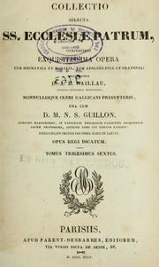 Cover of: [Opera] ...