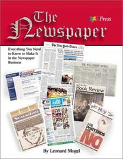 Cover of: The newspaper