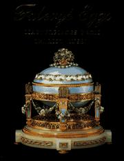 Cover of: Fabergé eggs